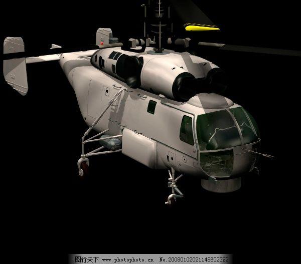 直升机 民用 飞机 模型  3d 3d设计模型 室内模型 3d模型专区 源文件