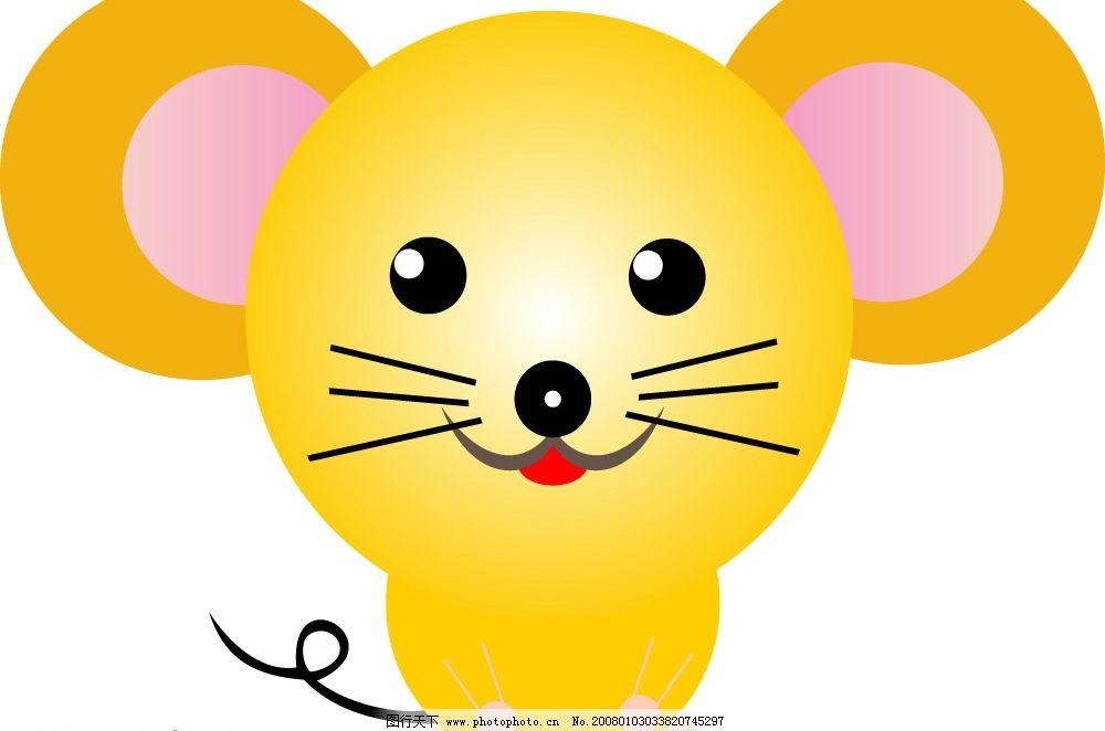 小老鼠 小老鼠可用于贺卡 矢量 老鼠 可爱动物 其他矢量 矢量素材