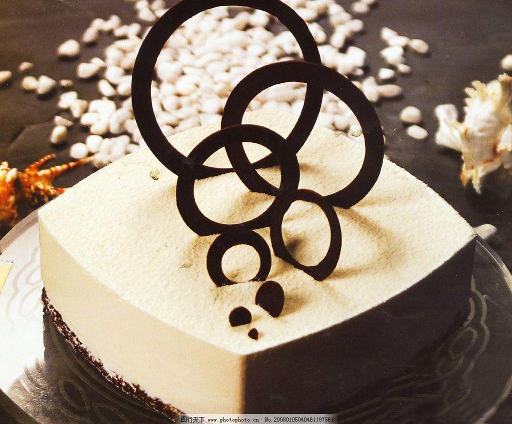 欧式蛋糕 蛋糕 餐饮美食图片