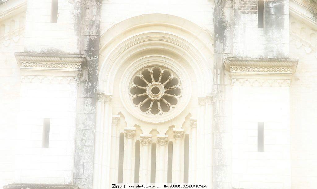 教堂图片_自然风光_自然景观_图行天下图库