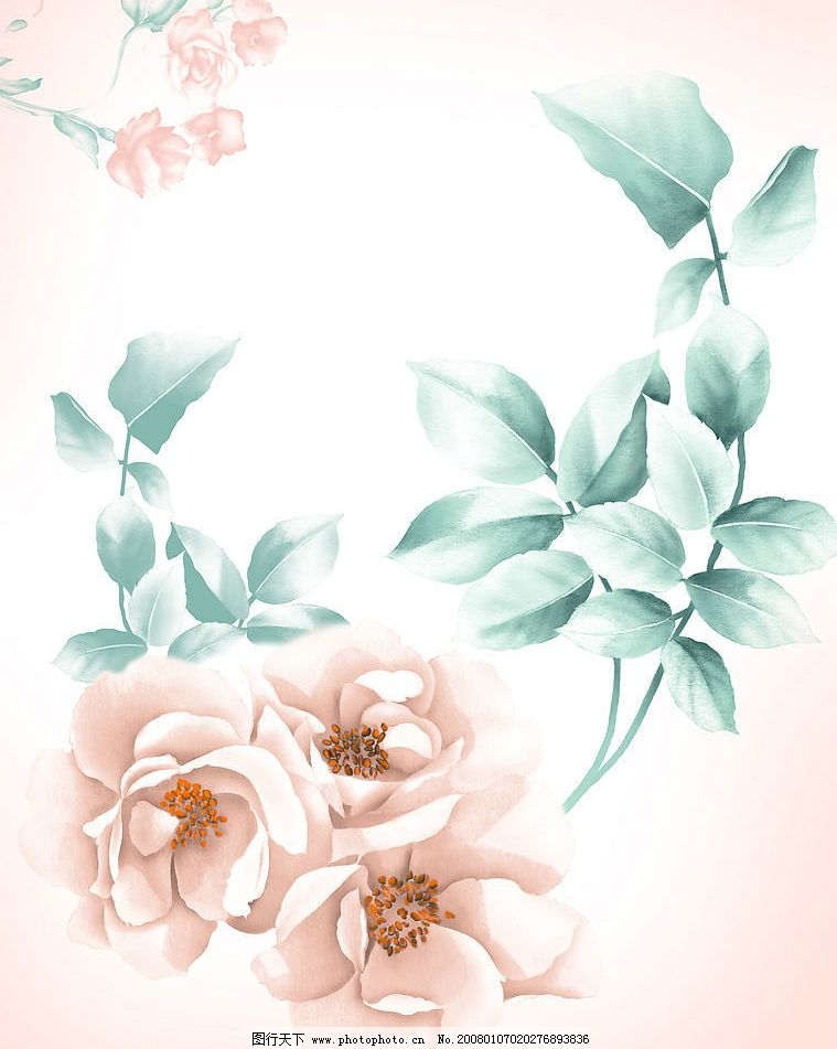 花纹底图 底纹边框 背景底纹 花纹底图索材 设计图库 200 jpg