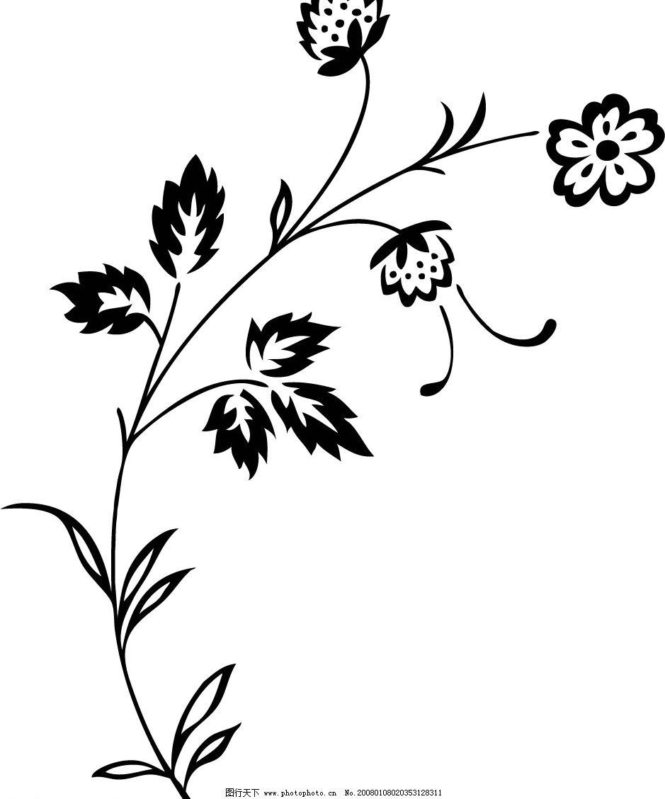 简笔相册花边手绘