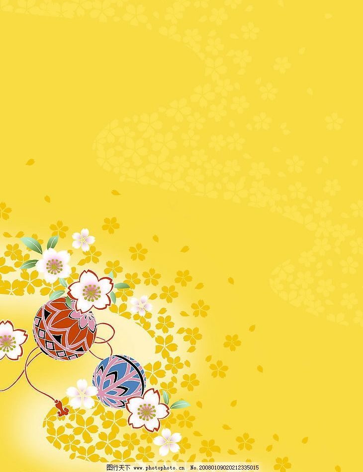 多彩底图 背静底纹 花卉底纹 底纹边框 背景底纹 设计图库 350 jpg