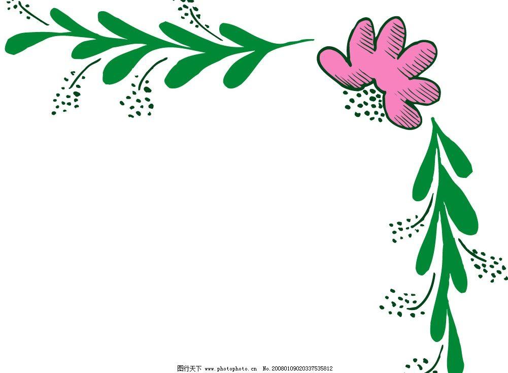 设计图库 底纹边框 花边花纹    上传: 2008-1-9 大小: 50.