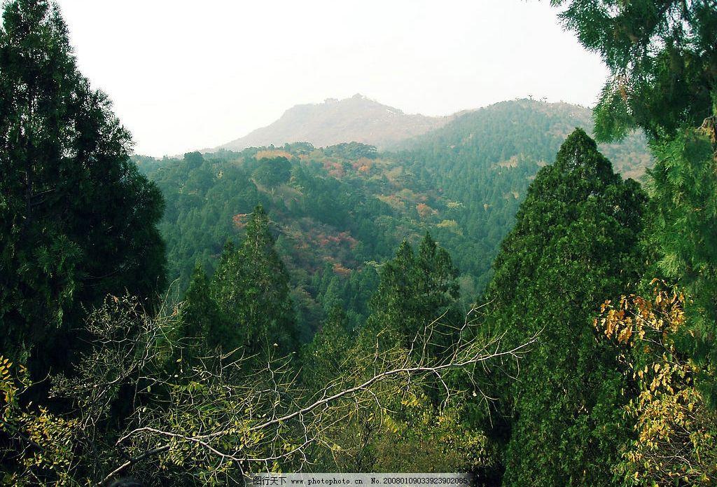 香山 风景,自然 自然景观 自然风景 一路风情 摄影图库 314dpi jpg