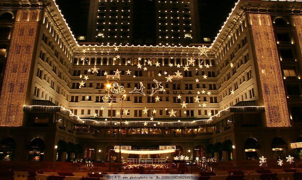 香港半岛酒店图片