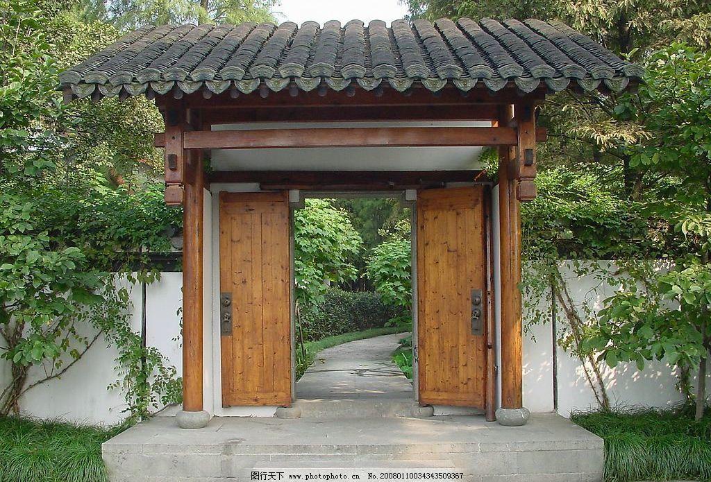 苏州园林 苏州 园林 大门 古建 传统 古典 门 旅游摄影 其他 民间风情