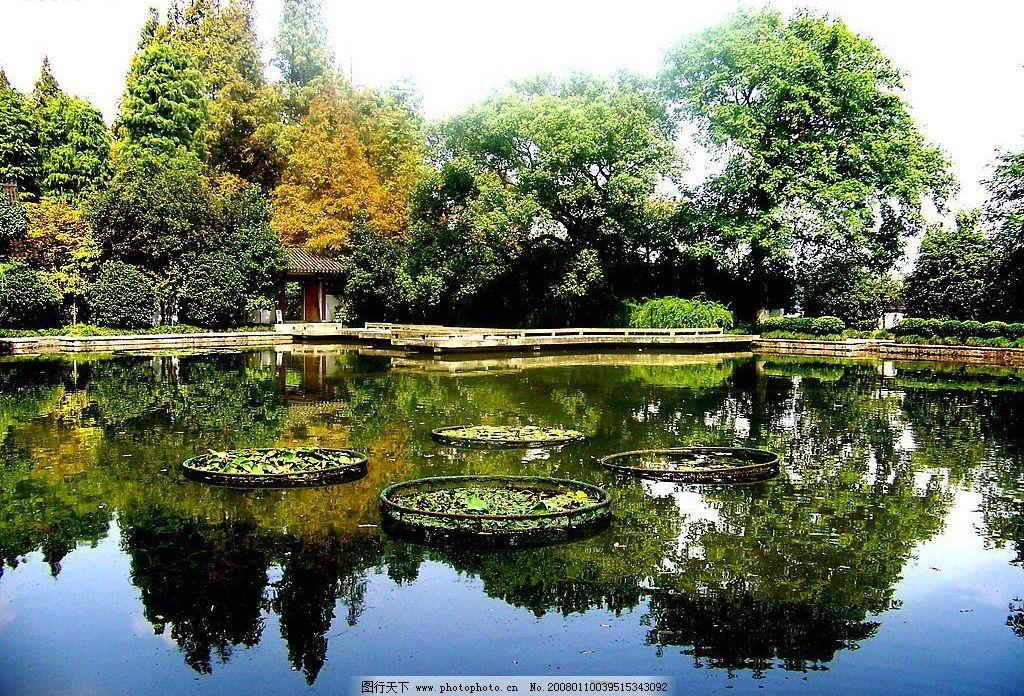 郭庄 建筑 古典 园林 建筑园林 园林建筑 杭州郭庄 摄影图库 230 jpg