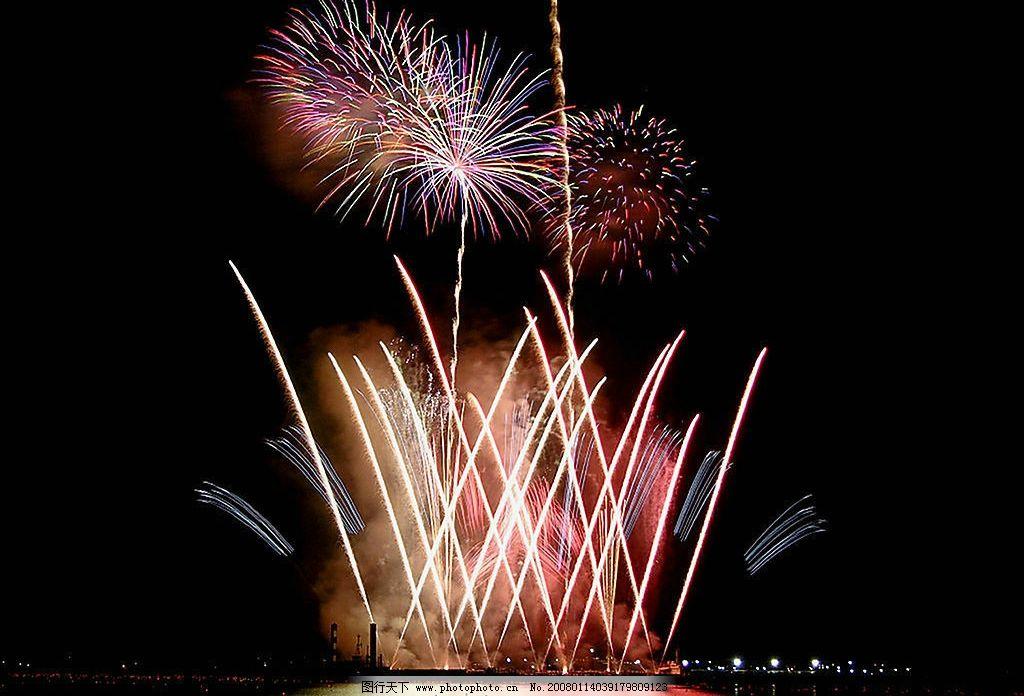 烟花素材 节日 新年 庆祝 庆典 庆贺 喜庆 烟火 烟花 春节 花炮 鞭炮