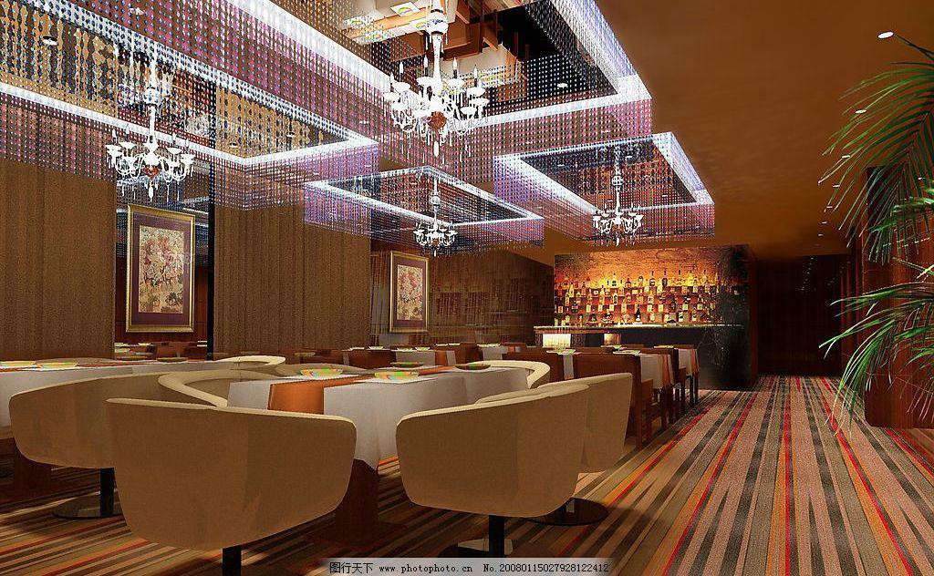 西餐厅 西餐厅设计图 环境设计 室内设计 设计图库 150 jpg图片