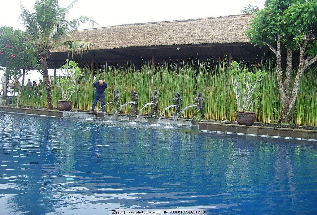 巴厘岛光景