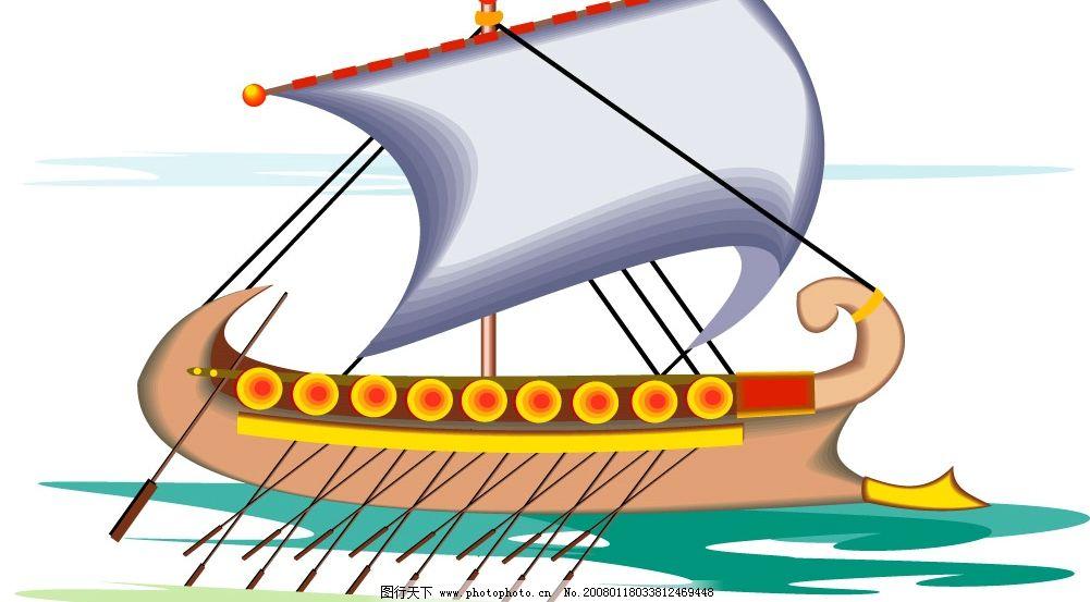 船矢量 轮船 游轮 邮轮 船 船舶 船矢量图 矢量 矢量图 现代科技 交通