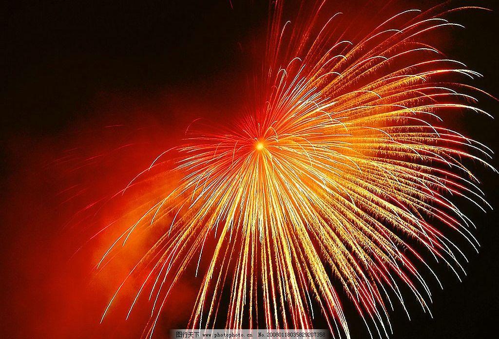 烟花素材 庆祝 庆典 庆贺 烟花 烟火 礼花 礼炮 过年 新年 节日 春节