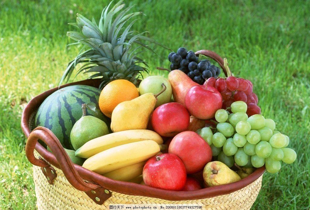 丰收水果图片