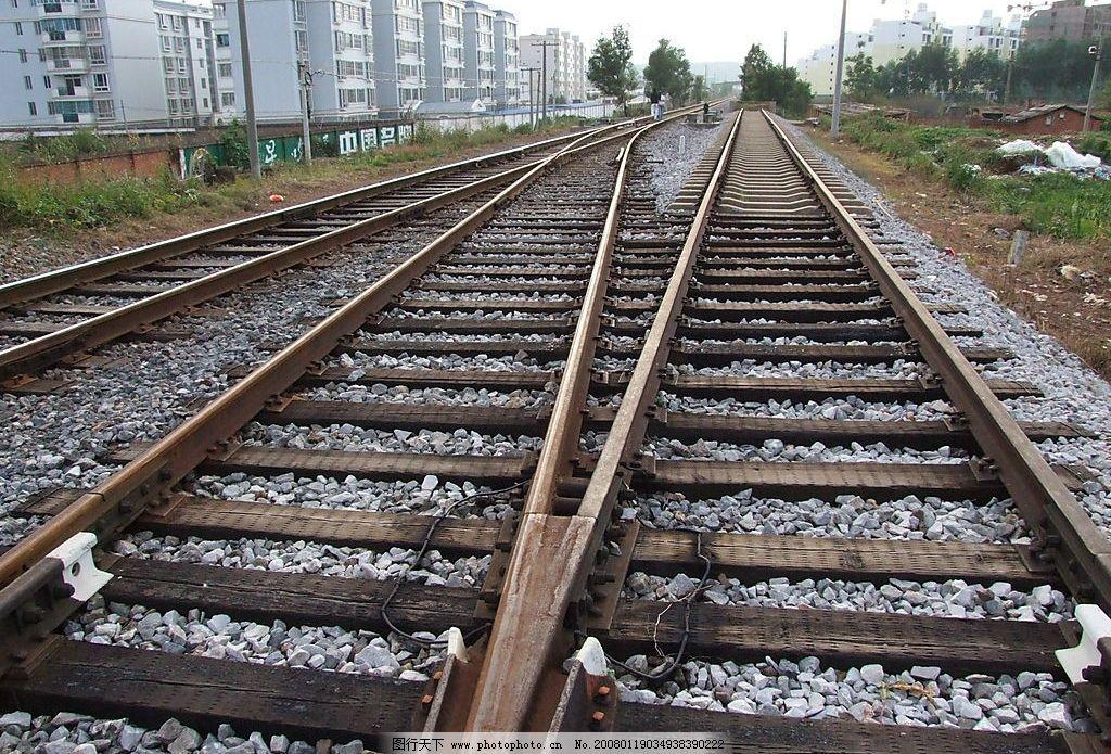 火车轨道 自己的像片 自然景观 其他 风景区 摄影图库 72 jpg