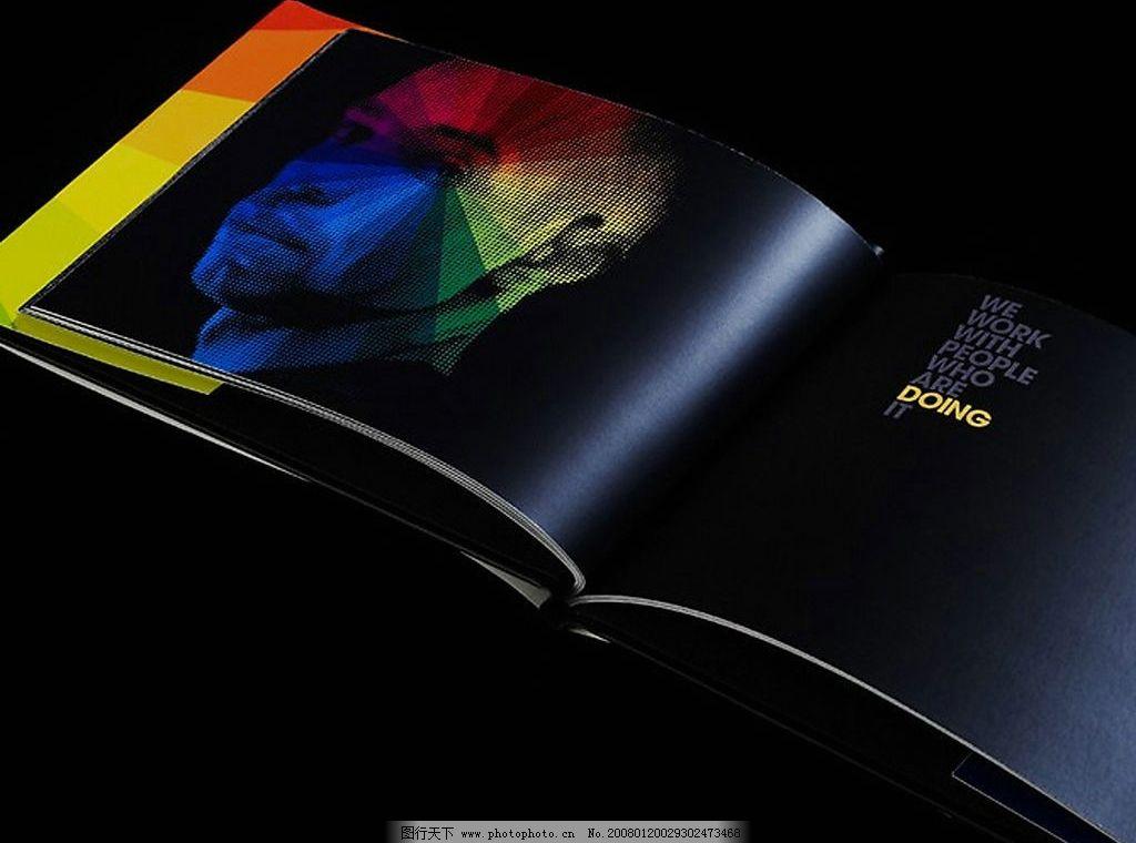 经典画册设计图片