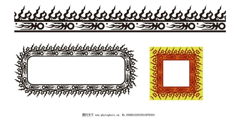 花边,边框,花纹图片