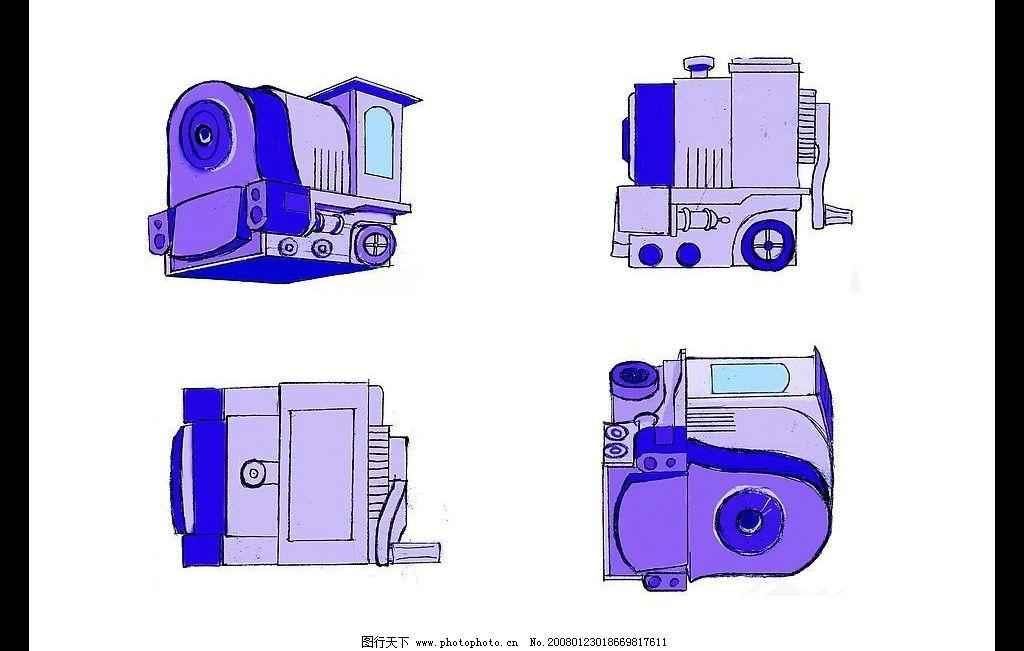 动画道具设计图片