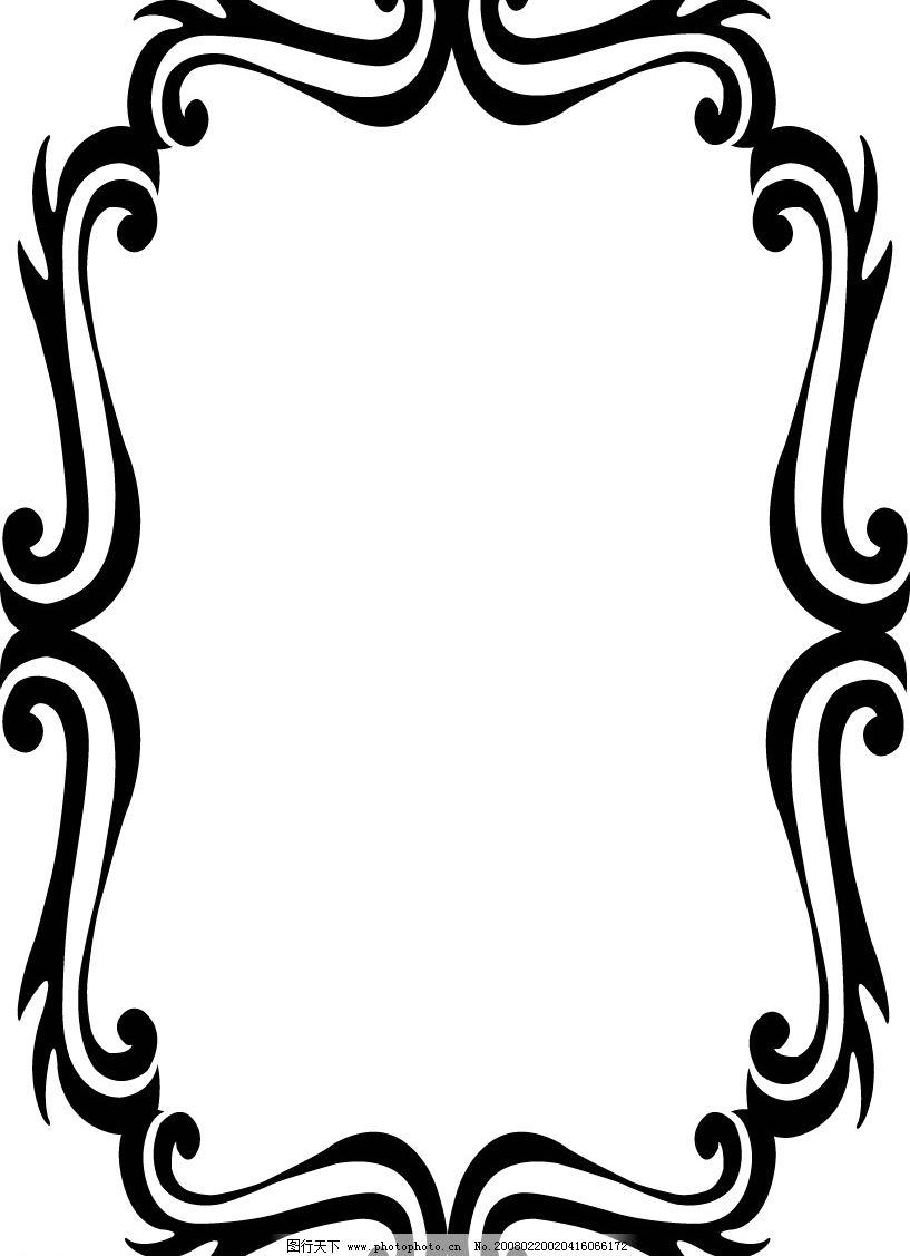 背景 背景图片 边框 模板 设计 矢量 矢量图 素材 相框 817_1127 竖版