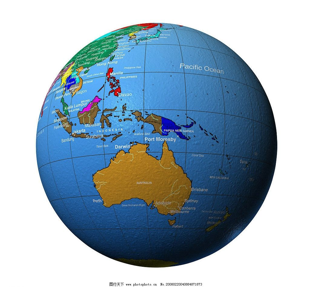 地球仪 球体 图片素材 摄影图库