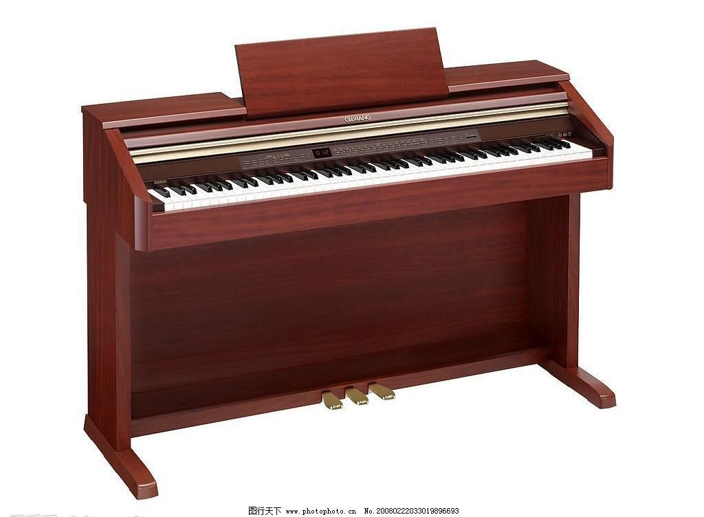 电钢琴图片
