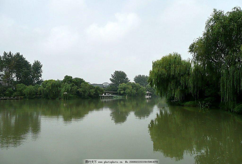江南美景 扬州美景 旅游摄影 国内旅游 摄影图库 72 jpg