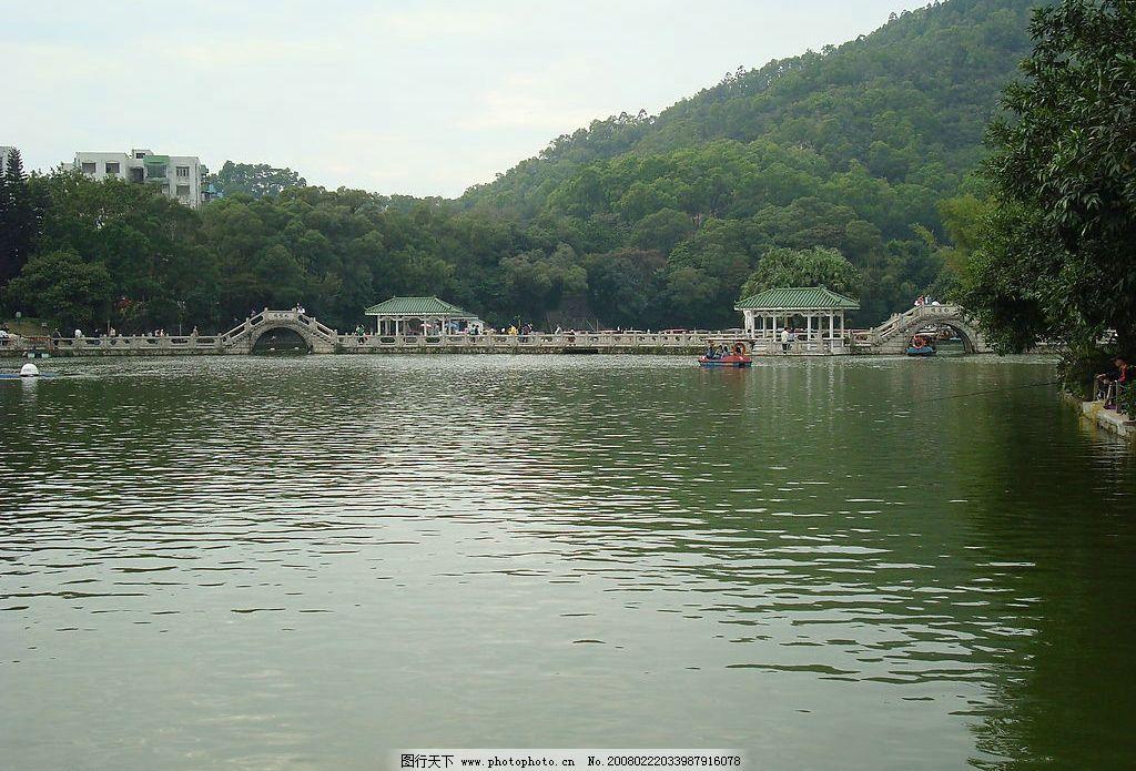 珠海公园景致图片