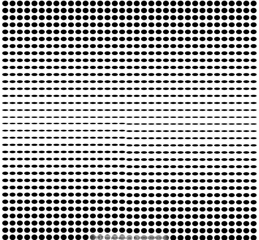 黑白圆点底纹图片