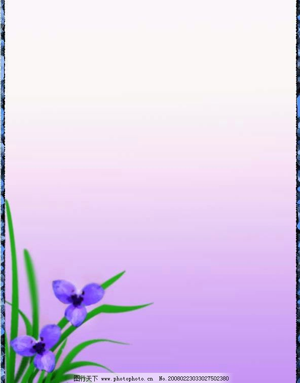 ppt 背景 背景图片 边框 模板 设计 相框 592_754 竖版 竖屏