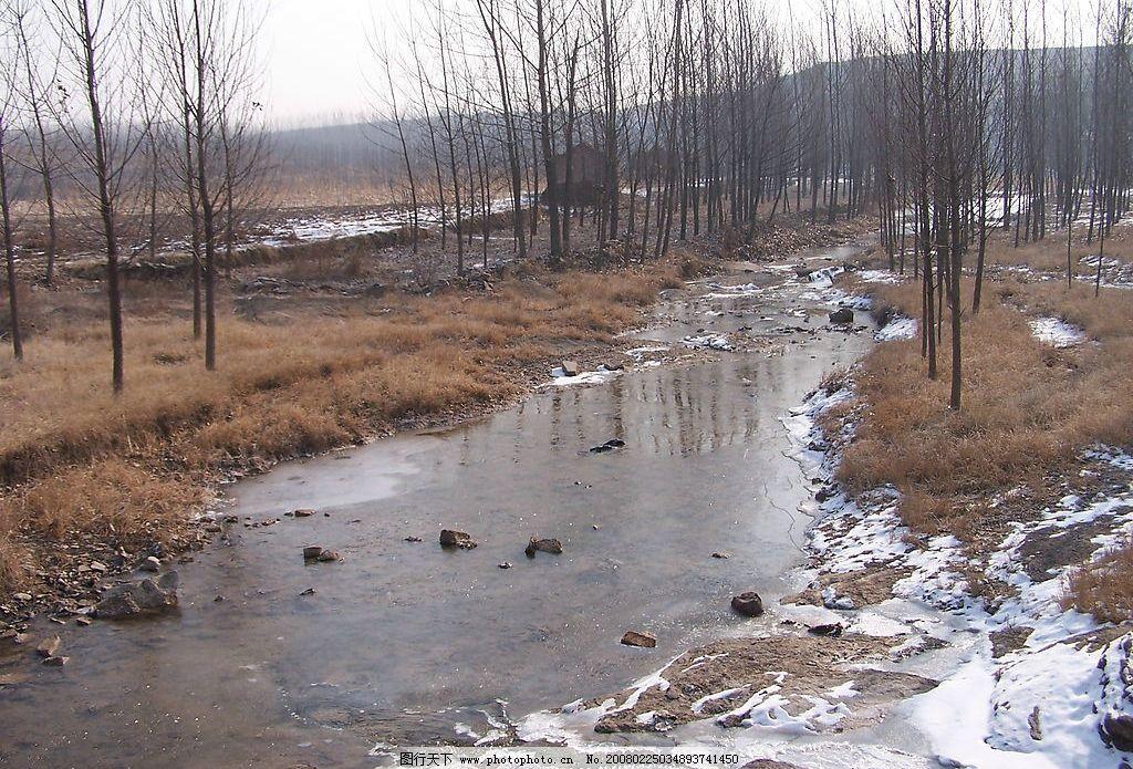 家乡的小河图片