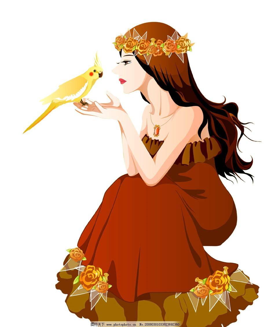 美丽公主图片