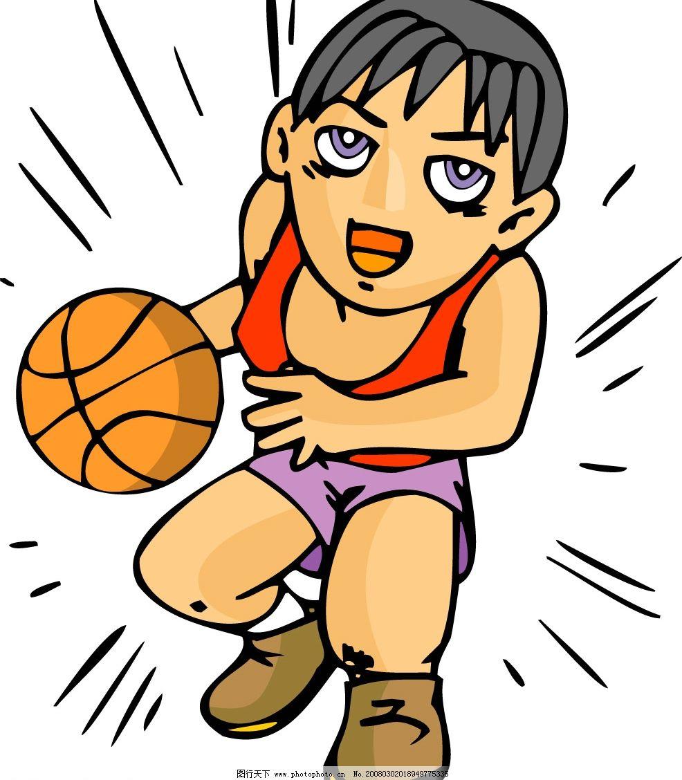 nba13 卡通篮球动作 文化艺术