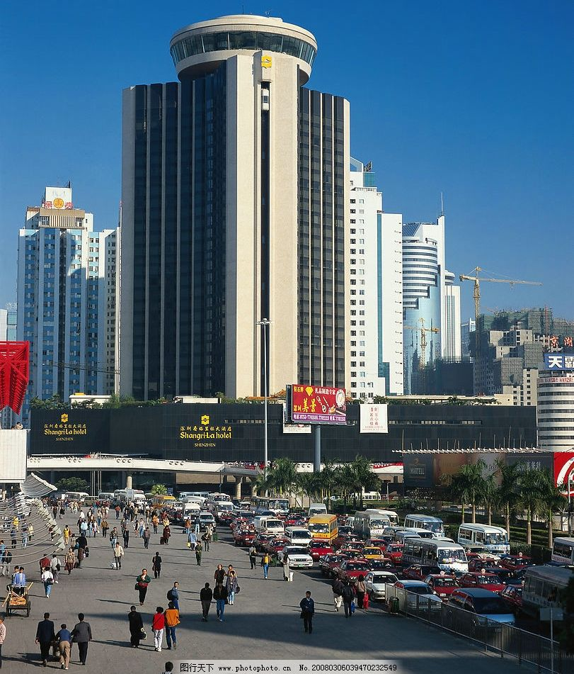 深圳城市素材,高楼大厦图片