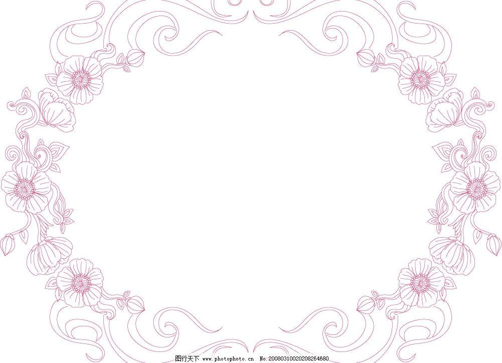 ppt 背景 背景图片 边框 模板 设计 相框 1001_724