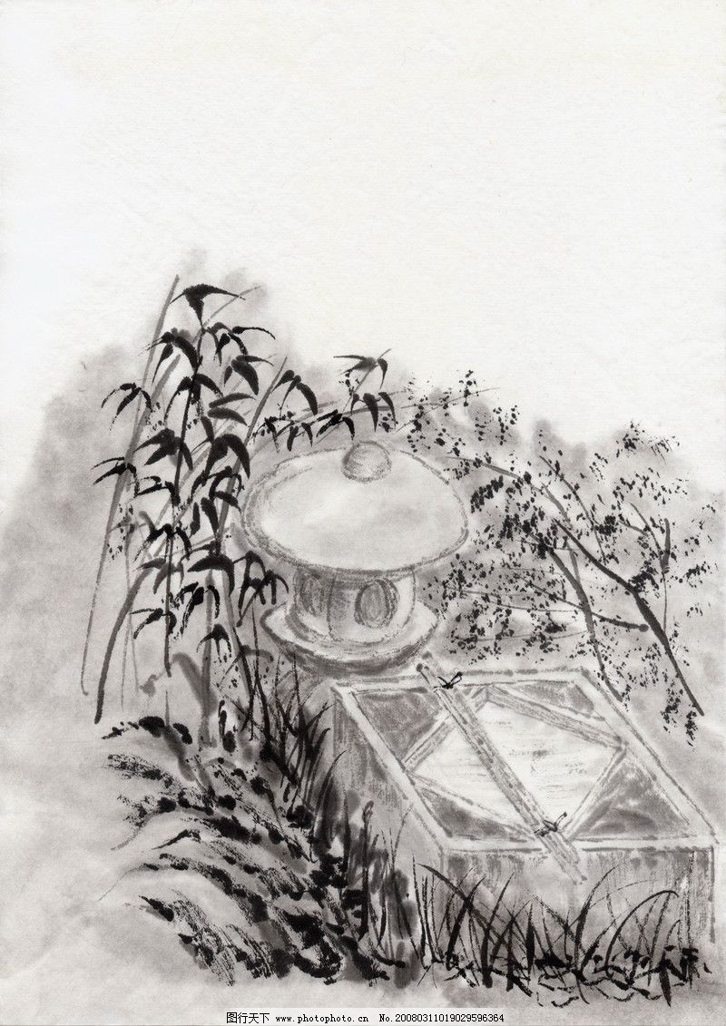 古代风景0095 民族文化