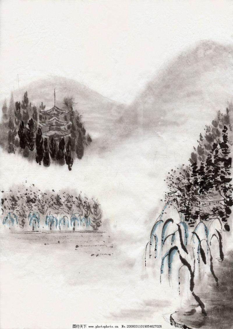 古代风景0081