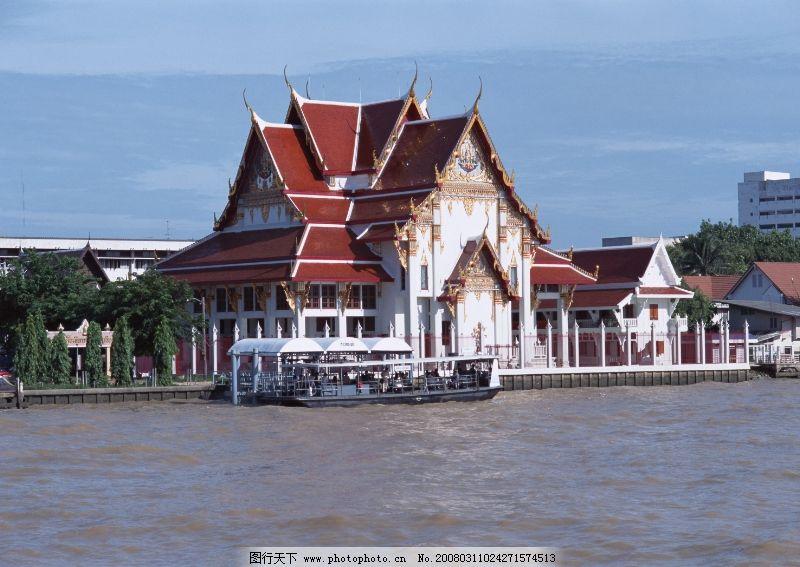 建筑 东南亚古韵