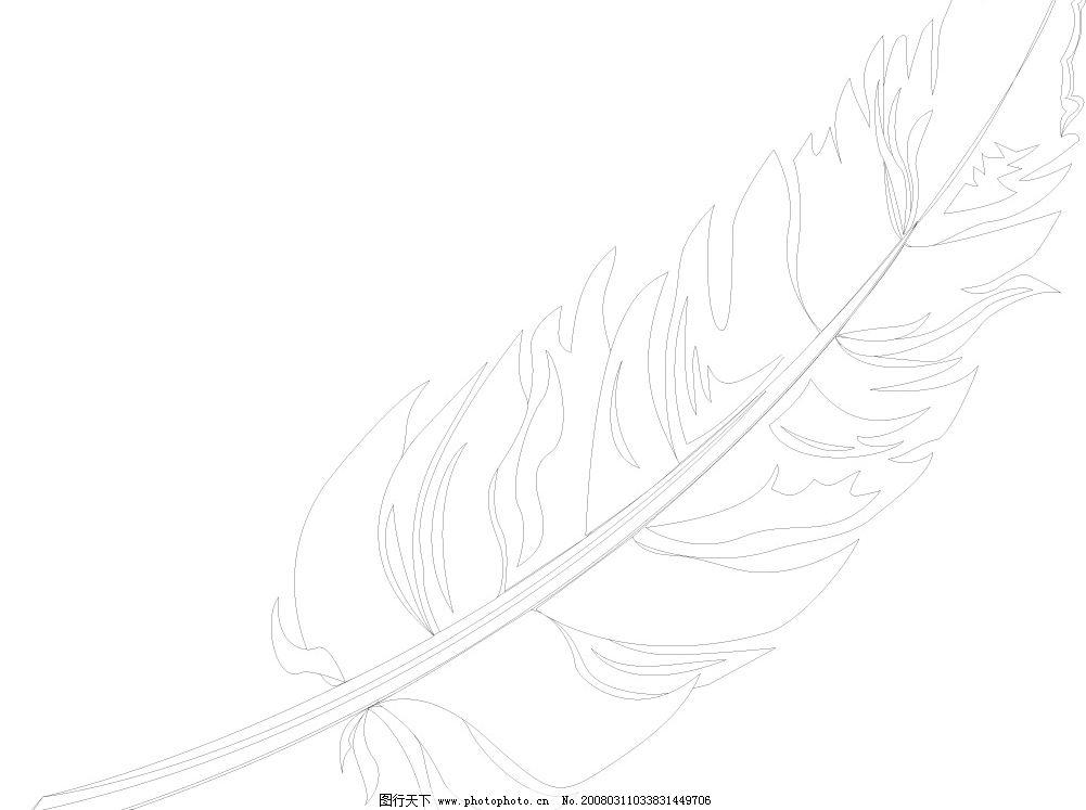简笔画 手绘 线稿 1001_747