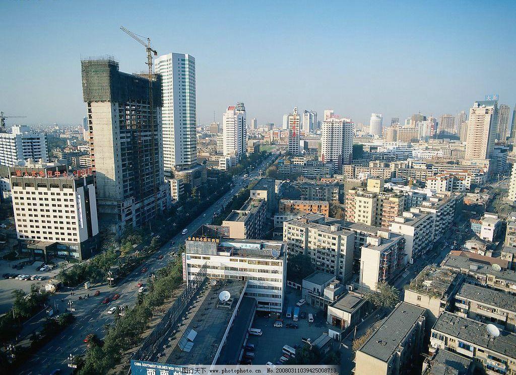 珠海城市素材,珠海高楼大厦图片