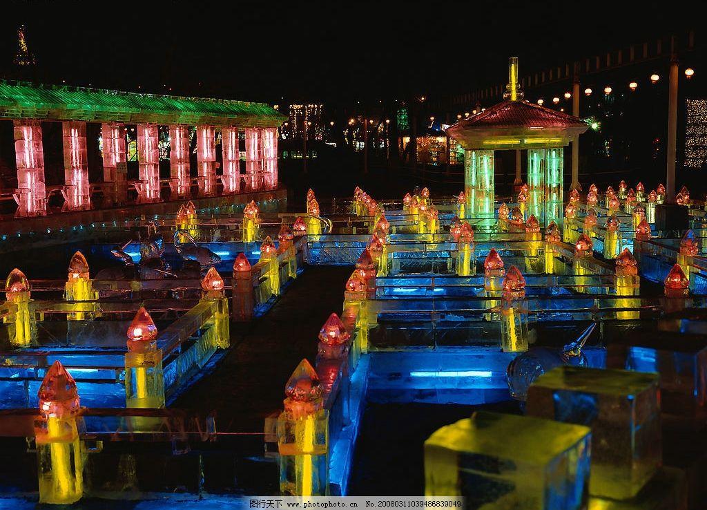 珠海城市风景,珠海夜景素材图片