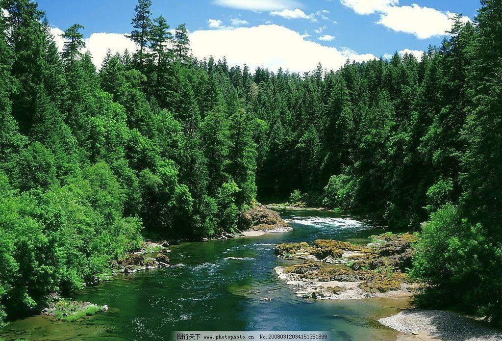 青山碧水 山-树-水 旅游摄影 自然风景 摄影图库 72 jpg