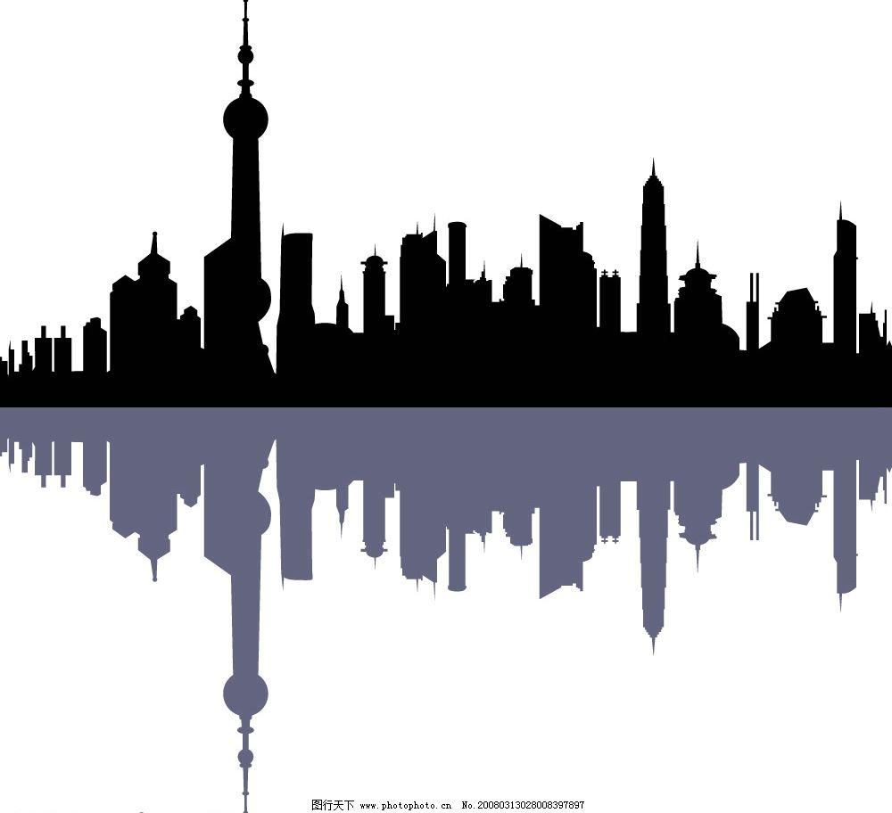 上海矢量图图片