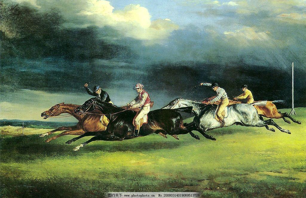 十九世纪欧洲绘画 油画 西方 文化艺术 美术绘画 摄影图库 180 jpg图片