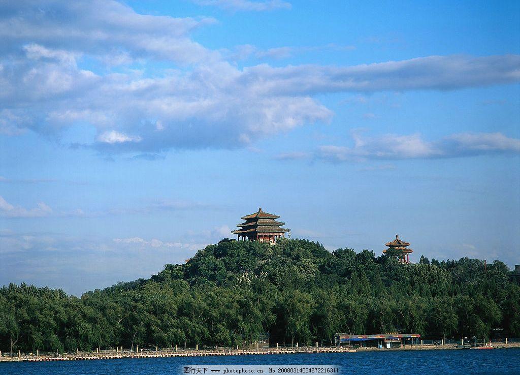 颐和园风景图片