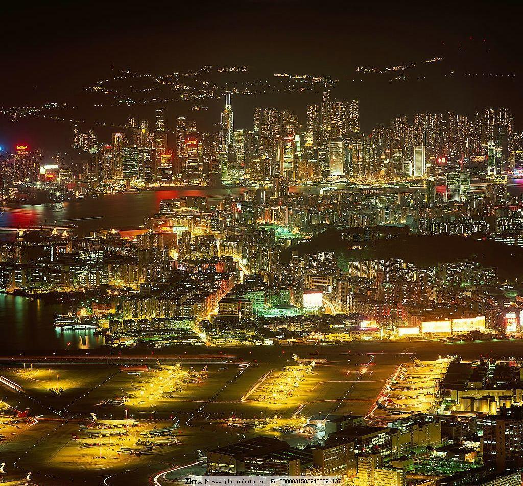 珠海城市风景,珠海夜景图片