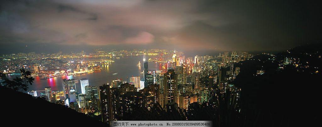 珠海城市风景,珠海海边夜景图片