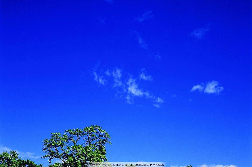 山水 风景 树天 云图片