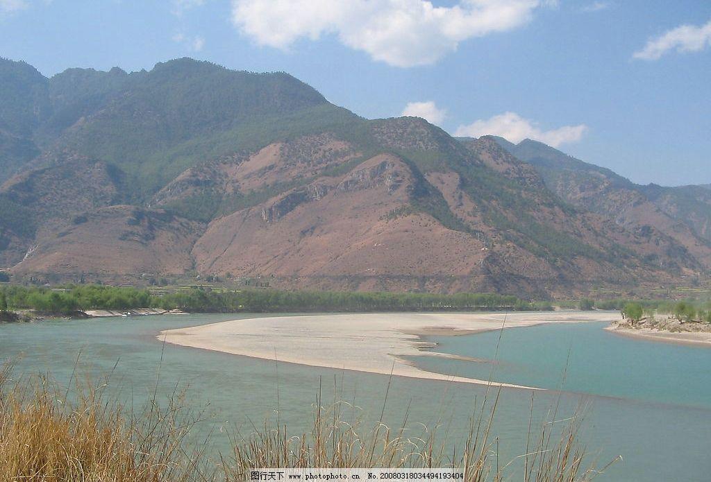 长江 自然景观 山水风景 摄影图库 180 jpg