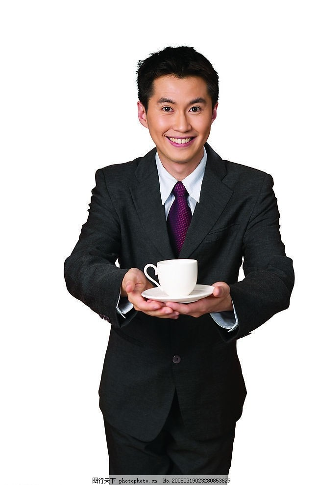 白领精英系列14 人物图库 职业人物 2008职场人物摄影图片素材 摄影图片