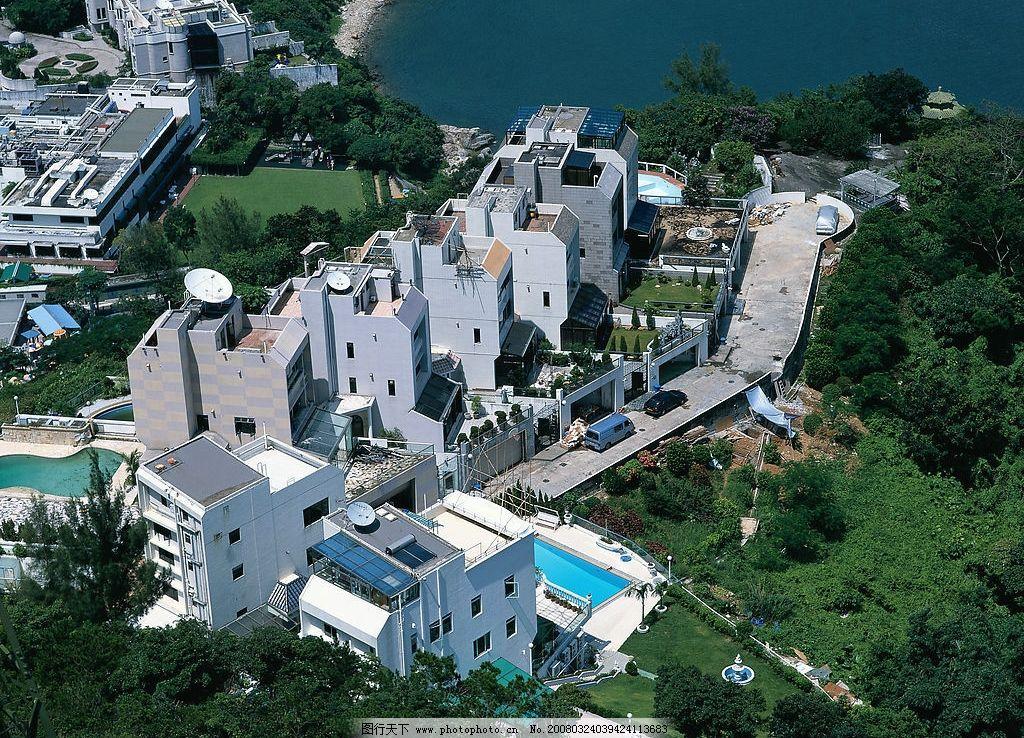 香港城市素材,香港山海景色图片
